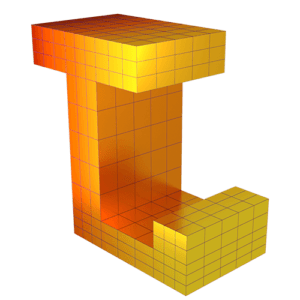 Logo for Topologic 3d and web design